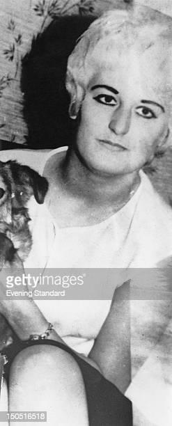 Moors murderer Myra Hindley circa 1965