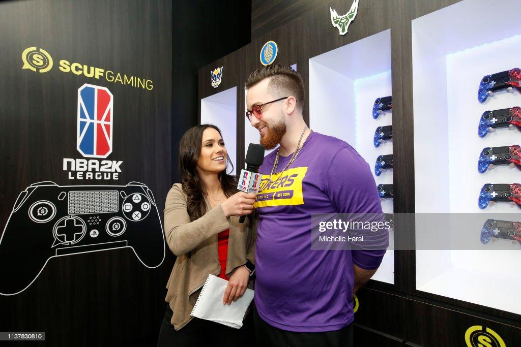 NY: Blazer5 Gaming v Lakers Gaming