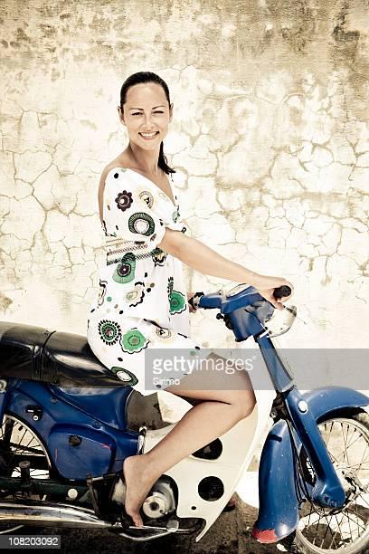 Moped Beauty