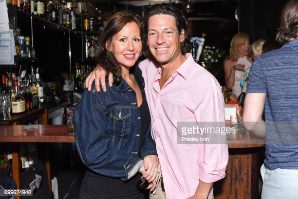 Mora Brenan and Bill Schultz attend Elizabeth Shafiroff and Lindsey Spielfogal Host the First Annual Global Strays Fund Raising Party at Rumpus Room...