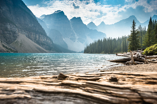 Moraine Lake in Banff National Park - Canada 500177214