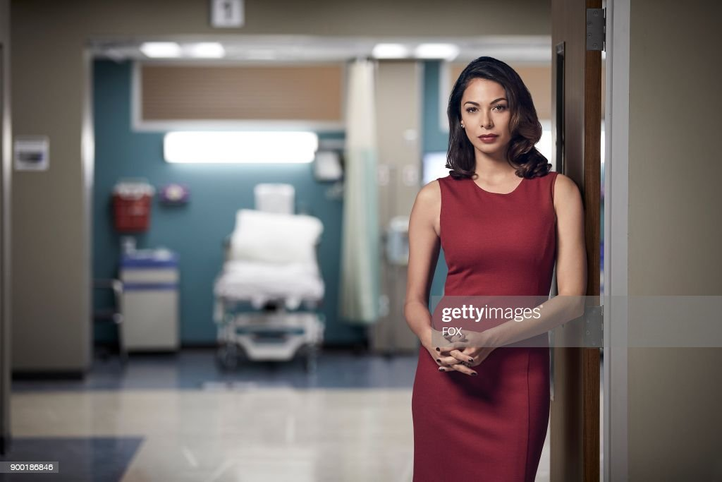 Moran Atias as Renata Morali in THE RESIDENT premiering Sunday, Jan. 21 (10:00-11:00 PM ET/7:00-8:00 PM PT), following the NFC CHAMPIONSHIP GAME, and makes its time period premiere on Monday, Jan. 22 (9:00-10:00 PM ET/PT).on FOX.