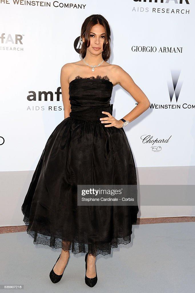 Moran Atias attends the '2010 amfAR's Cinema Against AIDS' Gala