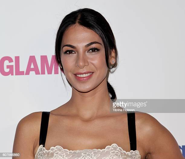 Moran Atias attends the 5th annual Women Making History Brunch at Montage Beverly Hills on September 17 2016 in Beverly Hills California