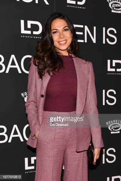 Moran Atias attends the Ben is Back New York premiere at AMC Loews Lincoln Square on December 03 2018 in New York City