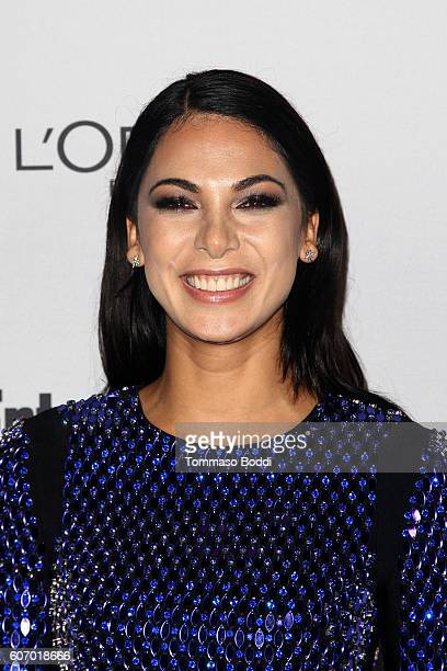 Moran Atias attends the Entertainment Weekly's 2016 PreEmmy Party held at Nightingale Plaza on September 16 2016 in Los Angeles California
