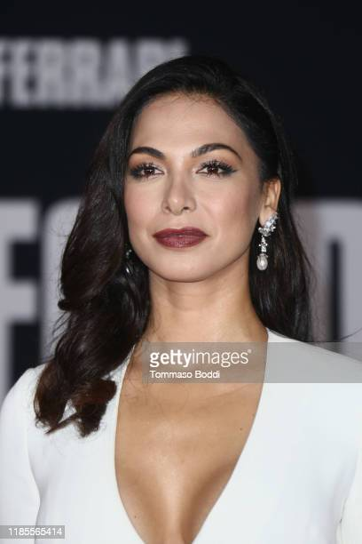 Moran Atias attends the Premiere Of FOX's Ford V Ferrari at TCL Chinese Theatre on November 04 2019 in Hollywood California