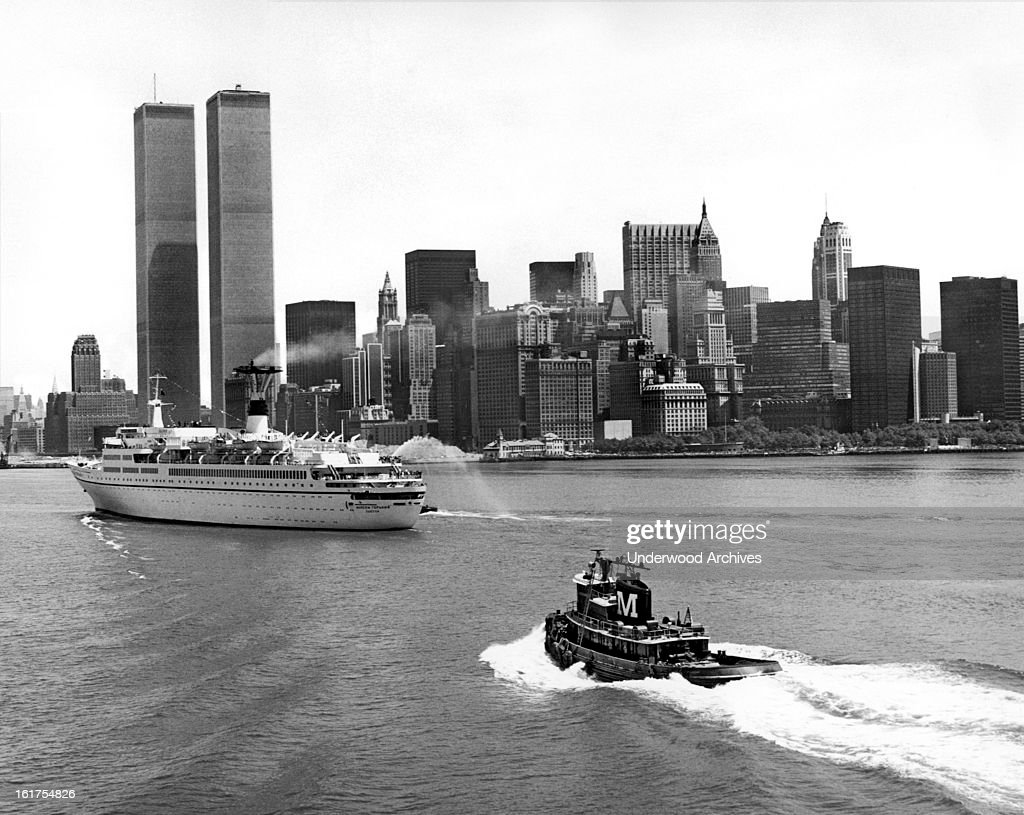 New York City Harbor Pictures Getty Images - What cruise ships leave from nyc