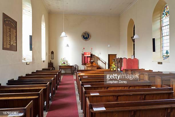 Moravian church, Brockweir, Gloucestershire, UK