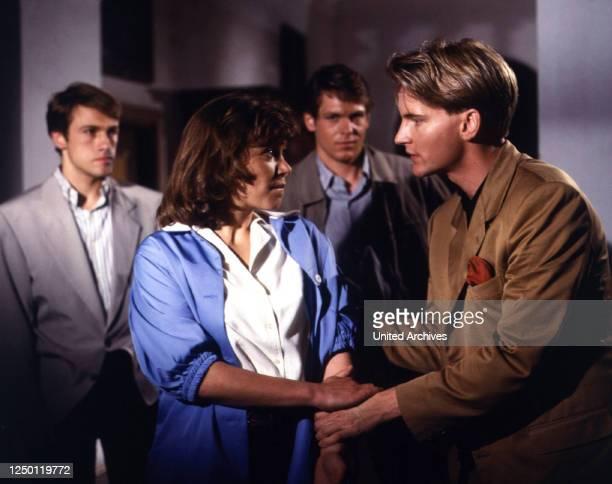 Mord inklusive D 1988 Regie Helmuth Ashley CHRISTOPH WALTZ BEATE FINCKH TOBIAS HOESL PHILIPP MOOG