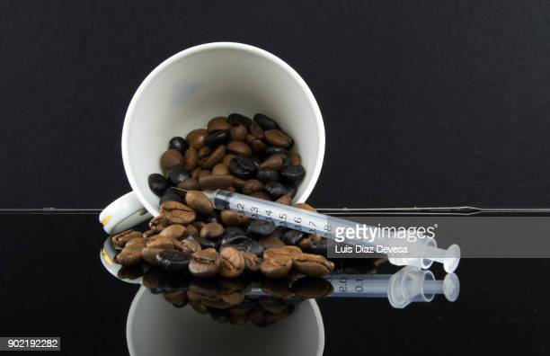 More and more people are using their mobile phones to find genetic experiments with roasted coffee bean