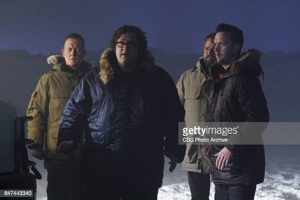 'More Extinction' Team Scorpion continues to work with their nemesis Mark Collins in order to prevent an extinction event that could end humanity...