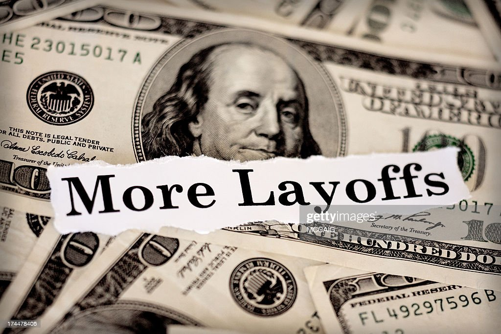 Image result for layoffs stock photos