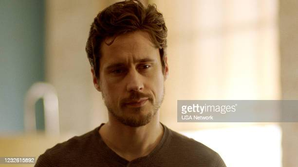 """More Money More Problems"""" Episode 505 -- Pictured in this screengrab: Peter Gadiot as James Valdez --"""