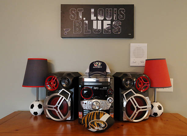 More Sports Related Items Are On The Dresser In Zach Chandler S Bedroom Home