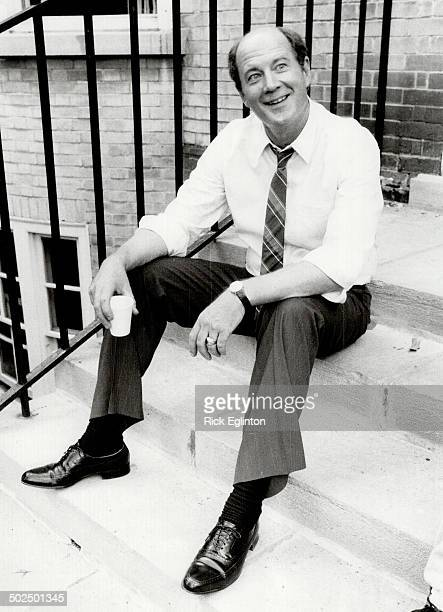 More stairs to climb Actor David Ogden Stiers was in town filming NBC's Perry Mason The Case Of The Shooting Star He plays the prosecutor in four...