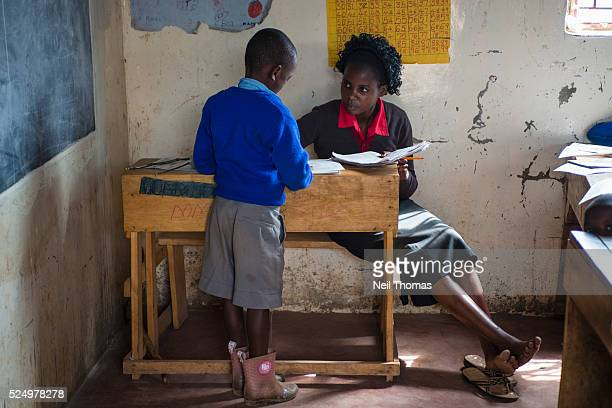 More than 500 pupils from Mcedo Beijing Primary School in Nairobi's Mathare the secondlargest slum in the country benefited from a school upgrade...