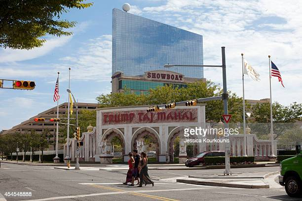 More than 5000 employees at the Showboat and Revel Casinos lost their jobs as both places closed this weekend in Atlantic City New Jersey Four of the...