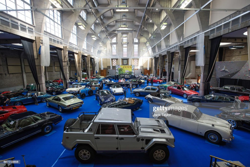 Preview Of Cars Going Under The Hammer At The Coys Spring Classics ...