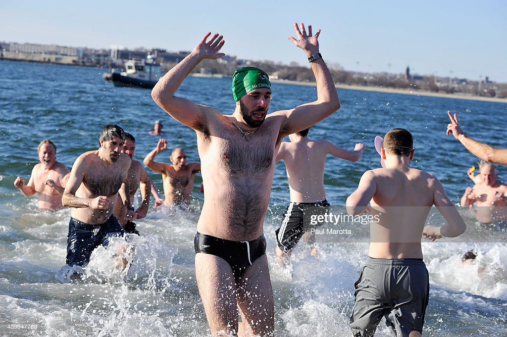 Boston Polar Plunge 2014