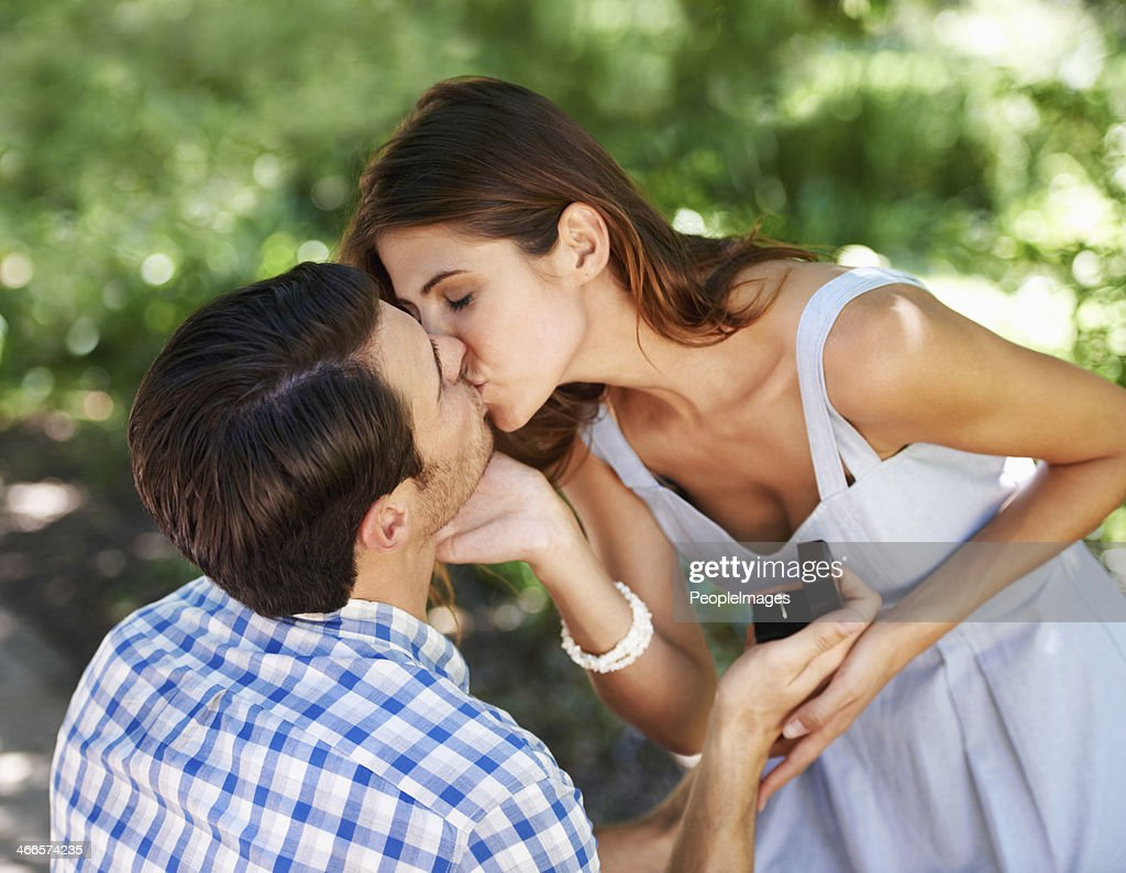 More than just a summer romance : Stock Photo