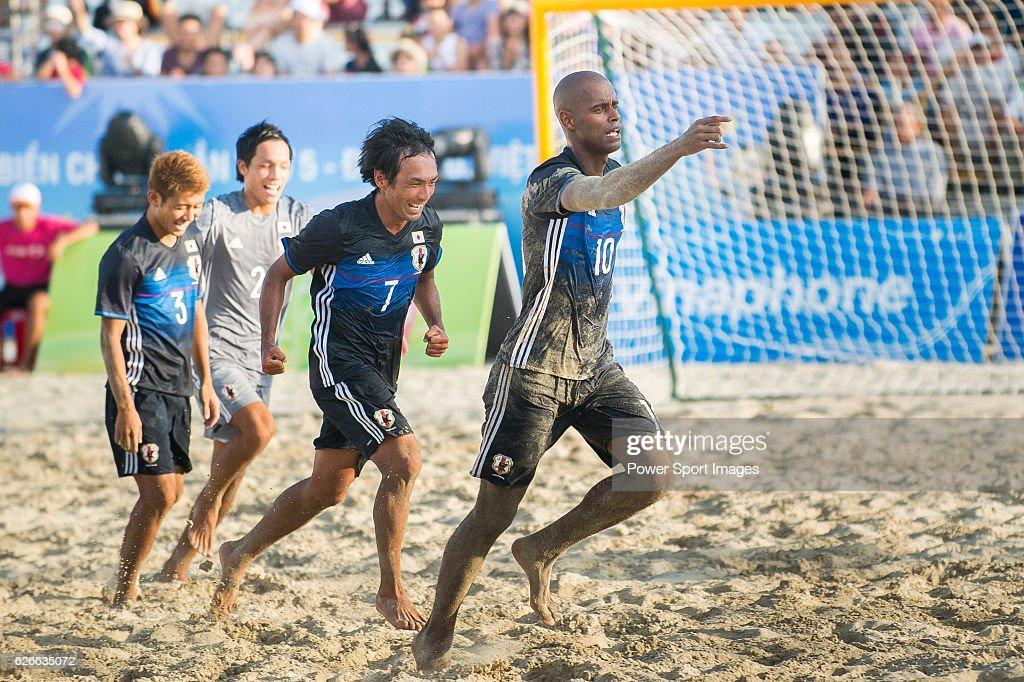 Asian Beach Games 2016 - Beach Soccer : ニュース写真