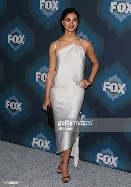 Morena Baccarin attends the 2015 Fox AllStar Party at the Langham Hotel on January 17 2015 in Pasadena California