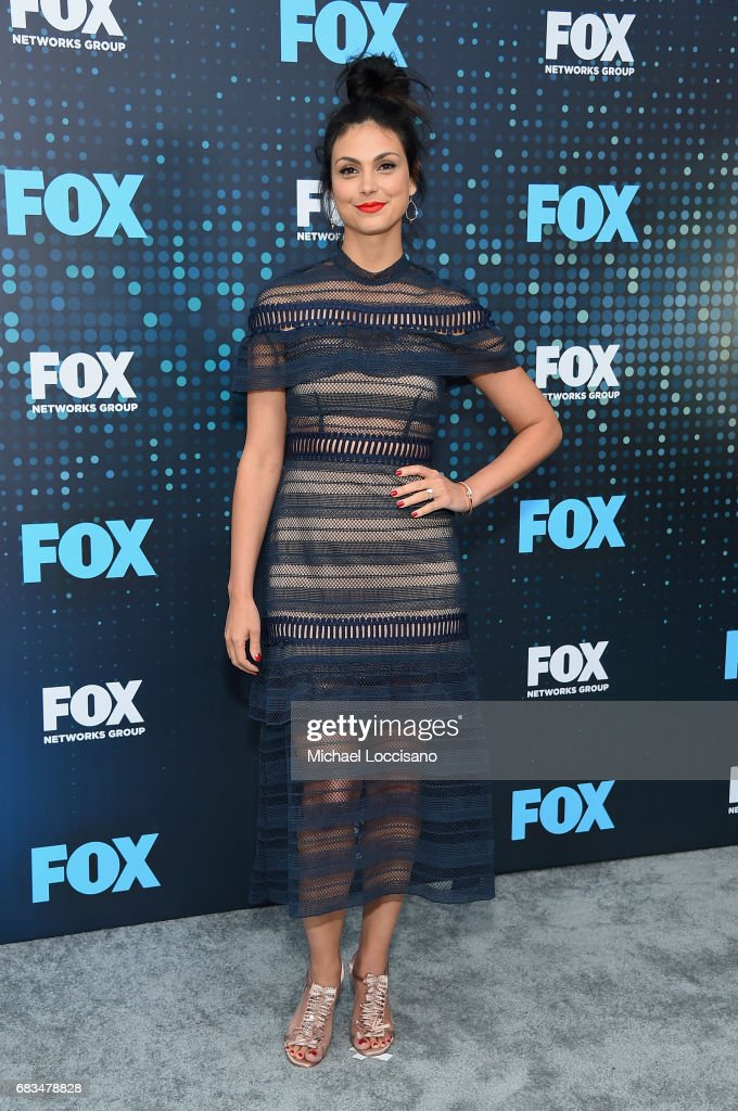 Morena Baccarin attends the 2017 FOX Upfront at Wollman Rink, Central Park on May 15, 2017 in New York City.