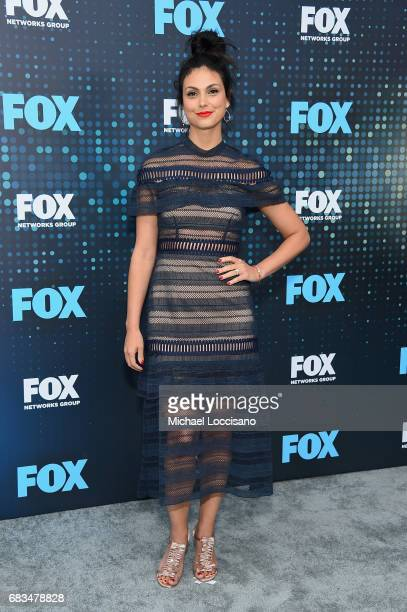 Morena Baccarin attends the 2017 FOX Upfront at Wollman Rink Central Park on May 15 2017 in New York City