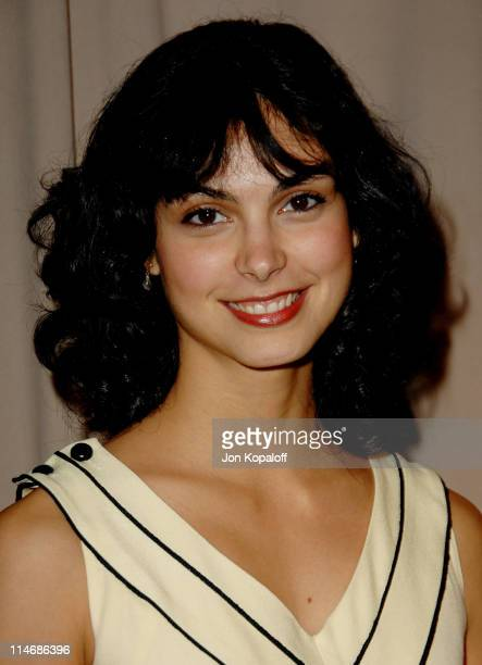 Morena Baccarin during 6th Annual Awards Season Diamond Fashion Show Preview Hosted by Diamond Information Center and In Style at Beverly Hills Hotel...