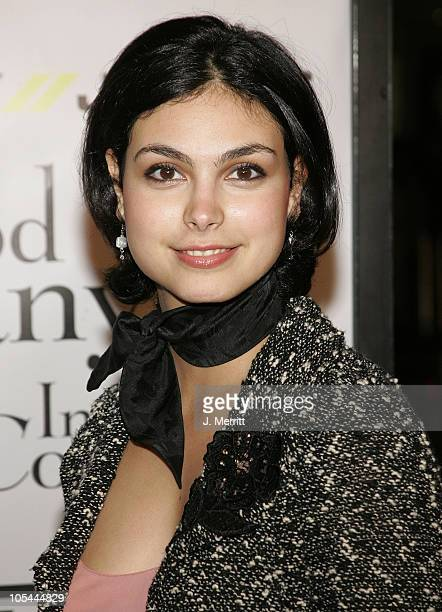 Morena Baccarin during In Good Company World Premiere Arrivals at Grauman's Chinese Theater in Hollywood California United States