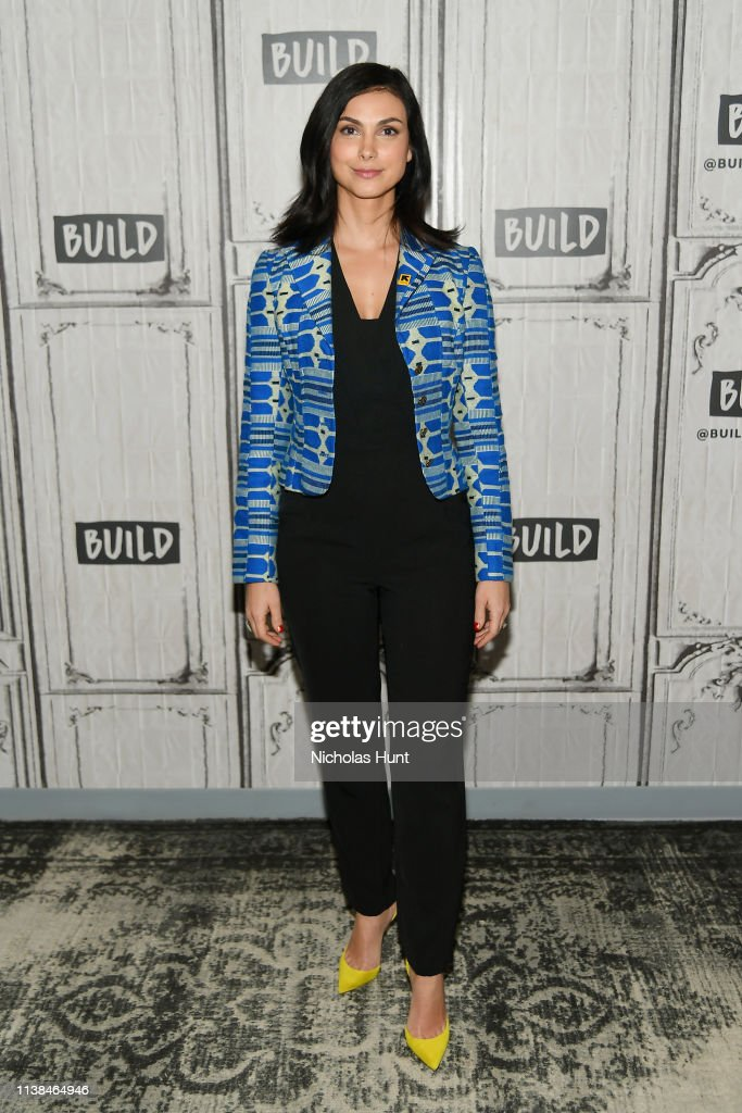 NY: Celebrities Visit Build - March 26, 2019