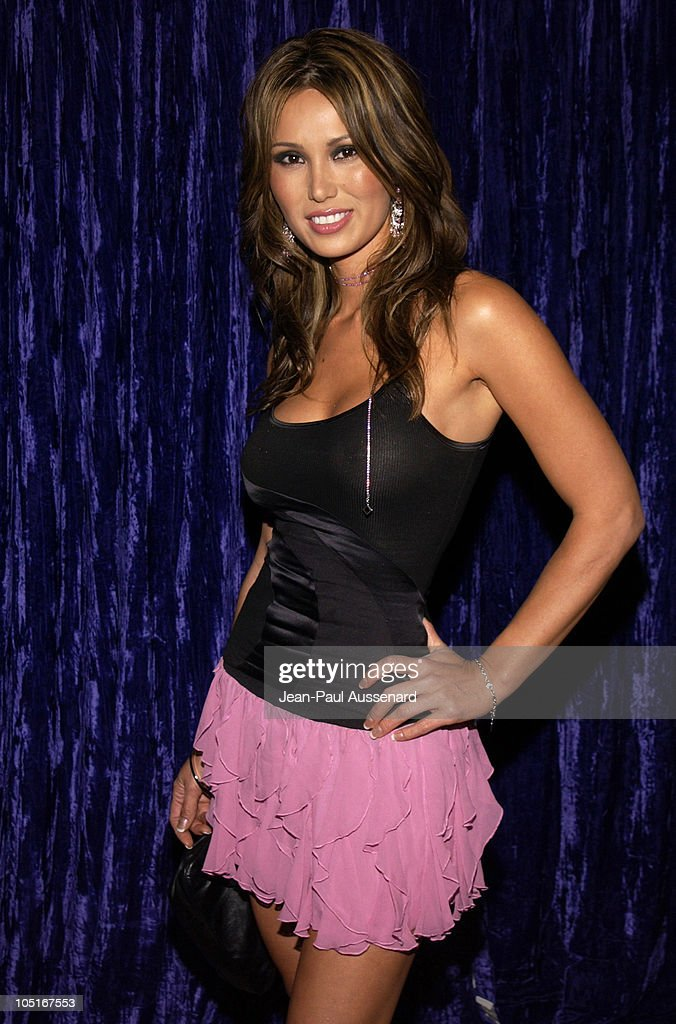 Morena Corwin during 2004 Maxim Calendar Release Party at Bliss in Los Angeles, California, United States.