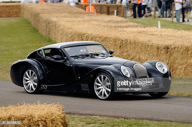 Morgan Aero 8 Goodwood Festival of Speed Artist Unknown