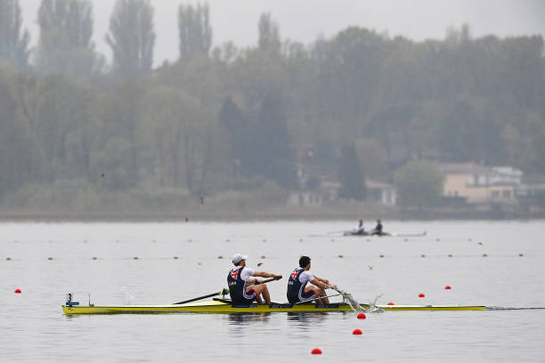 ITA: European Rowing Championships 2021 - Day 3