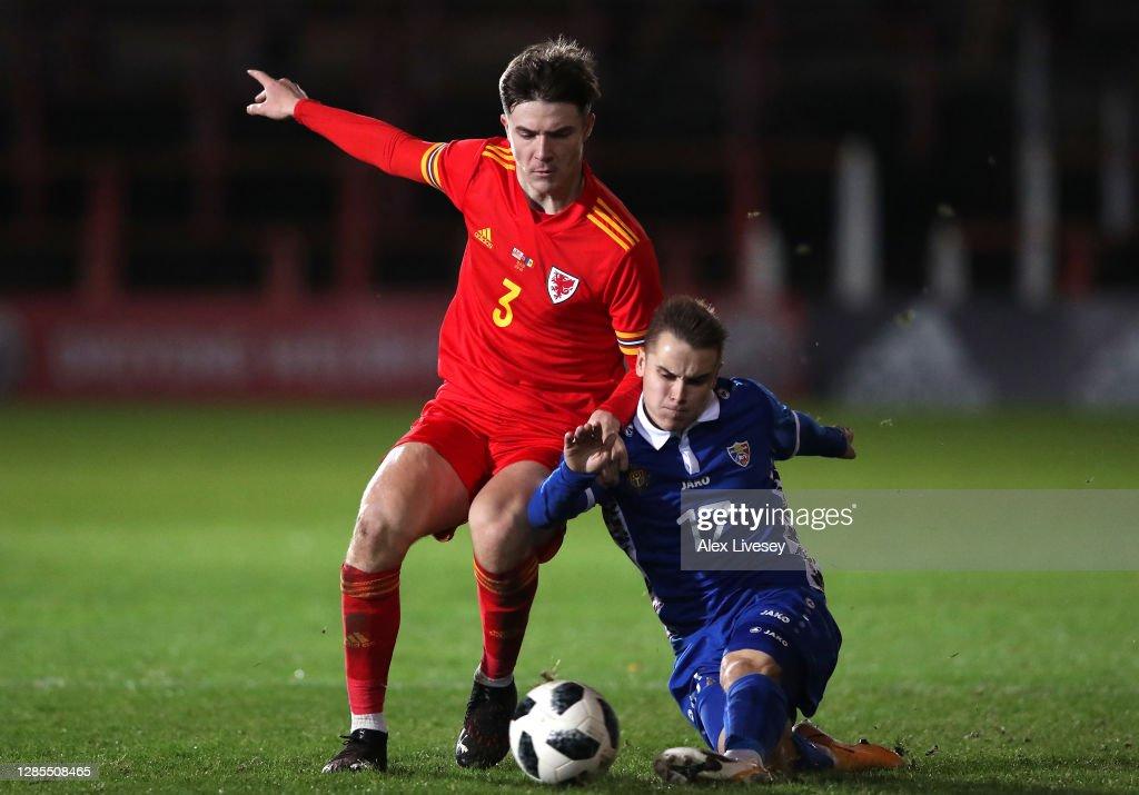 Wales U21 v Moldova U21 - UEFA Euro Under 21 Qualifier : Nachrichtenfoto