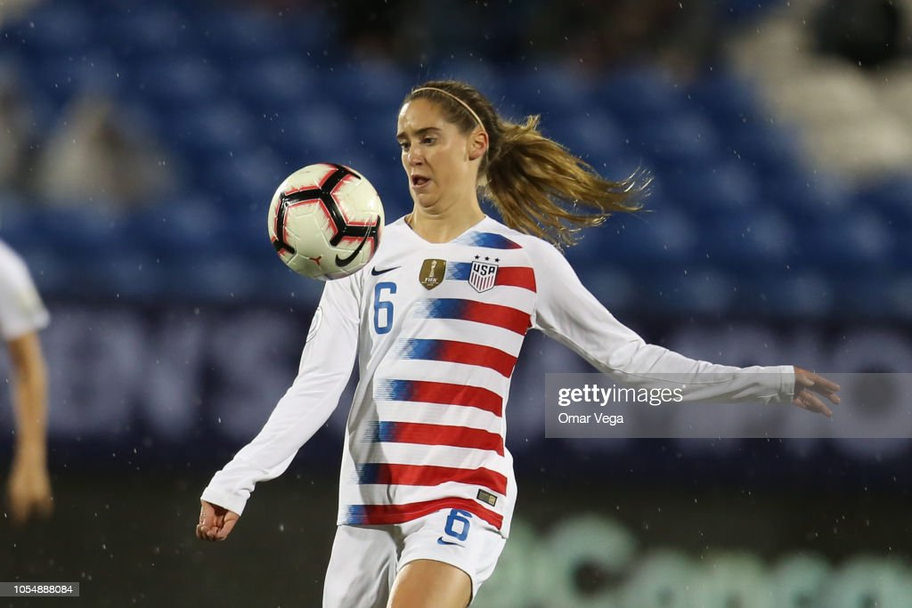 Jamaica v United States: Semifinal - CONCACAF Women's Championship : News Photo