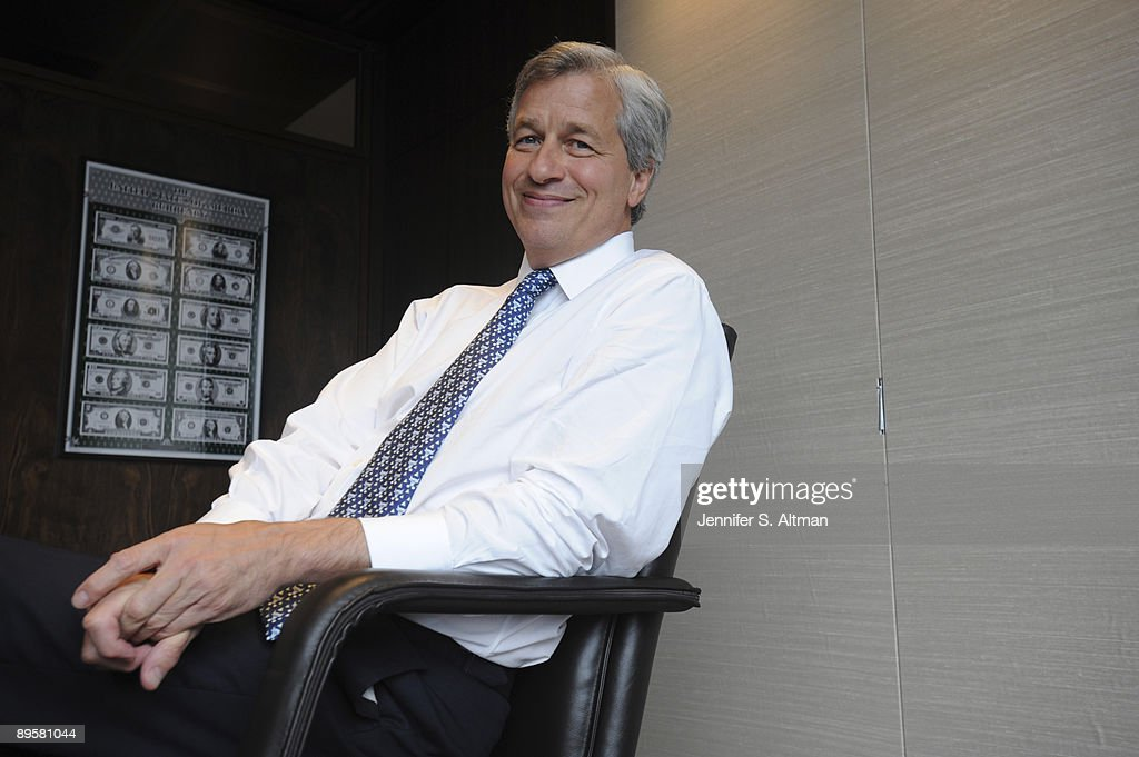 Jamie Dimon, USA Today, July 27, 2009