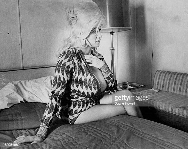JUN 10 1974 6261974 Morgan Chesty Stripper