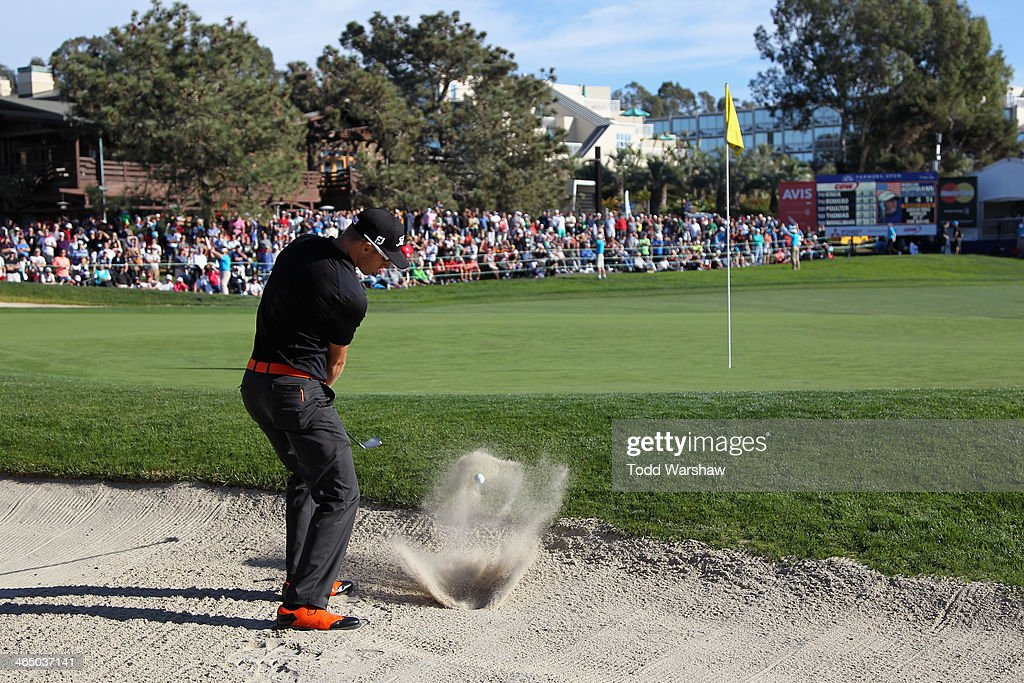 Farmers Insurance Open - Round Three : News Photo