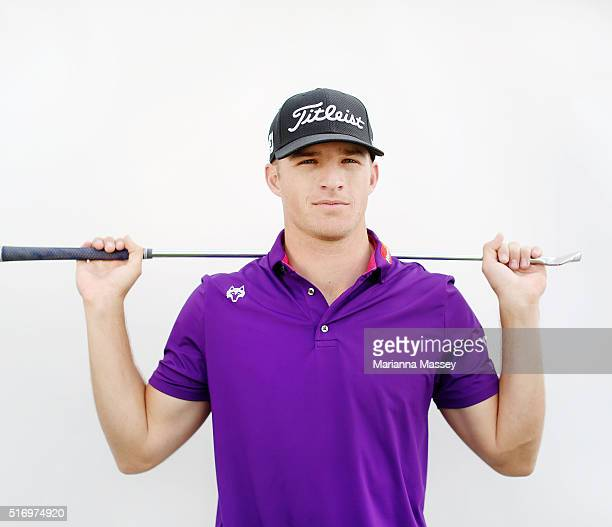 Morgan Hoffmann poses for a portrait on February 17 2016 in Pacific Palisades California