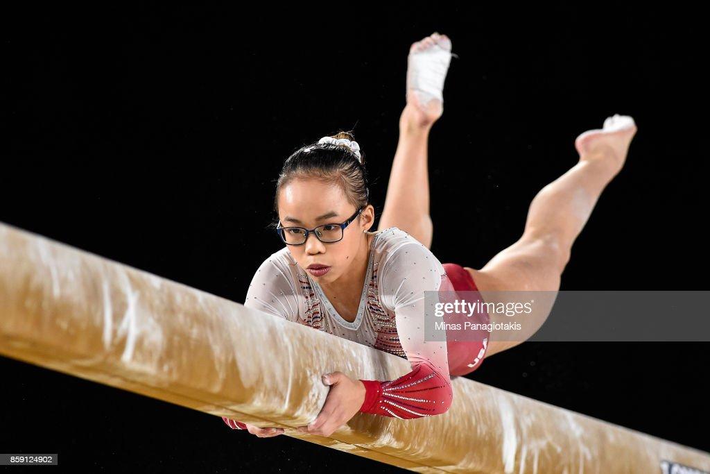 Artistic Gymnastics World Championships - Individual Apparatus Finals : Photo d'actualité