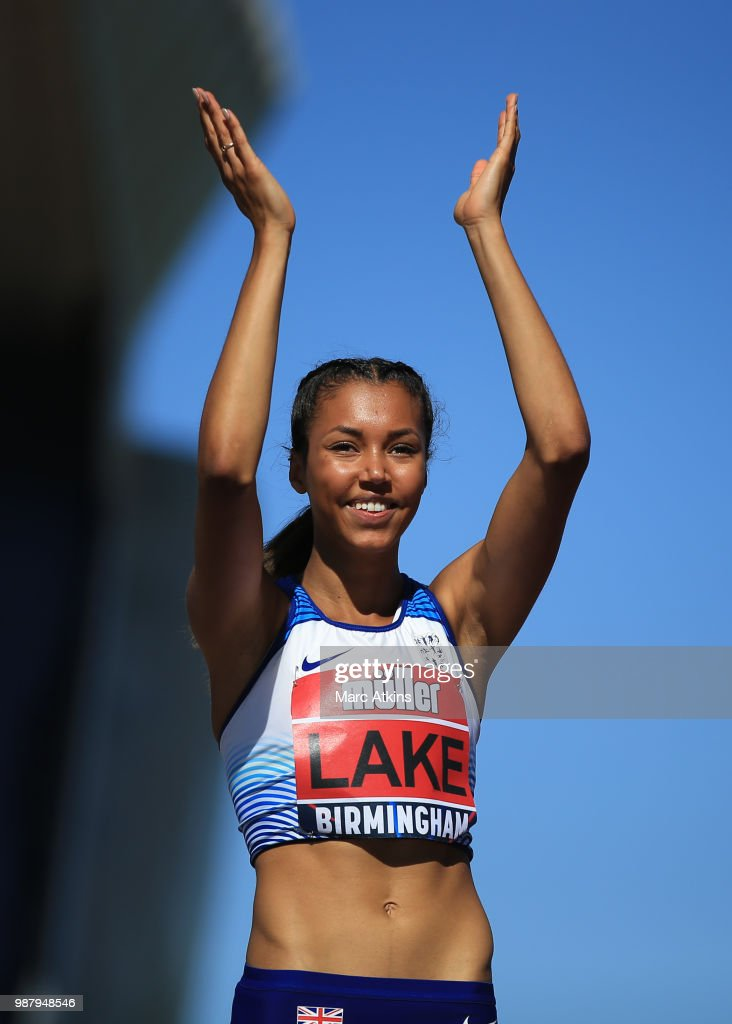 Muller British Athletics Championships 2018 - Day One : News Photo