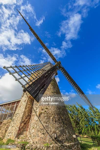morgan lewis sugar mill, barbados - barbados stock pictures, royalty-free photos & images