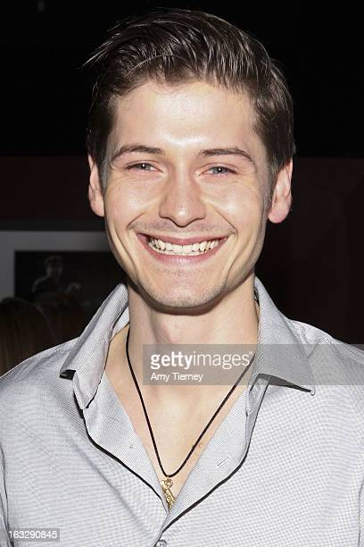 Morgan McClellan attends the Step Up Women's Network Women Who Rock Event at The Roxy Theatre on March 6 2013 in West Hollywood California