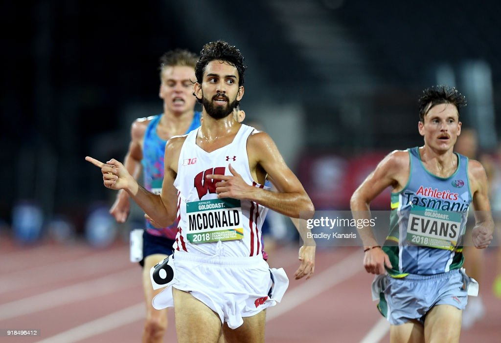 Australian Athletics Championships & Nomination Trials : News Photo