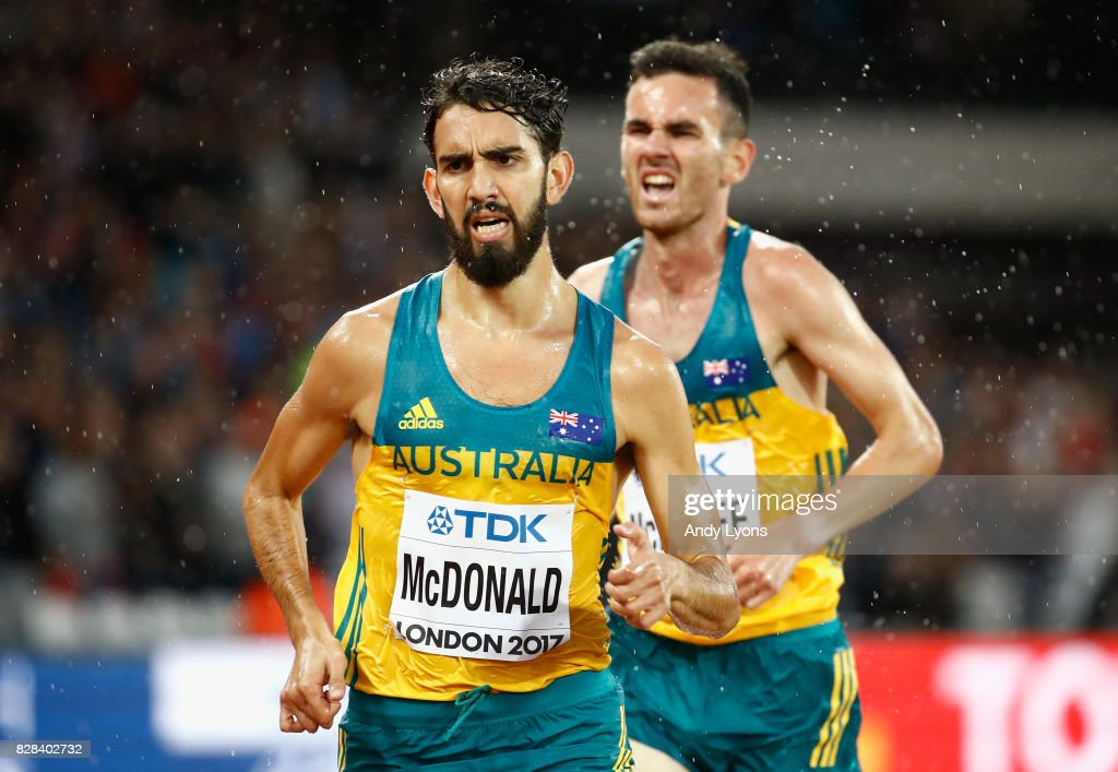 16th IAAF World Athletics Championships London 2017 - Day Six : News Photo
