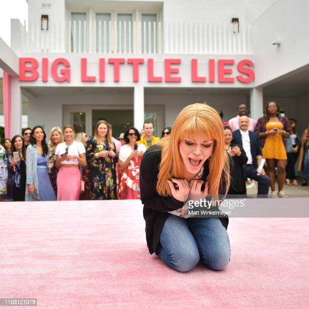Morgan McMichaels celebrates HBO's Big Little Lies Season 2 at Amabella's birthday party on June 01 2019 in Los Angeles California