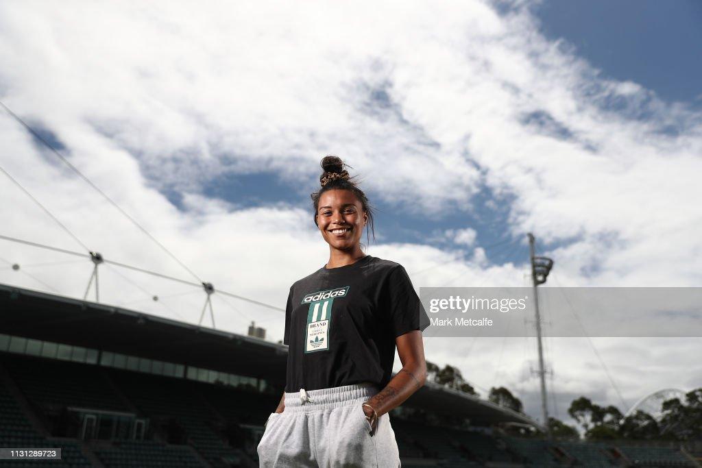 AUS: Athletics Australia Media Session