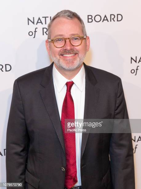 Morgan Neville attends National Board of Review 2019 Gala at Cipriani 42nd street.
